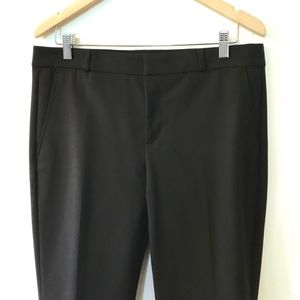 BANANA REPUBLIC Black Pants 10